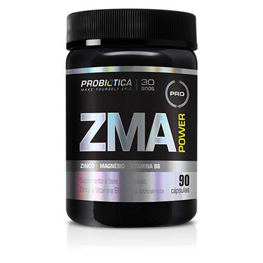 ZMA Power 90 cápsulas Probiótica