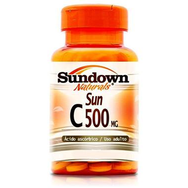 Vitamin C 500mg 30 tabletes Sundown