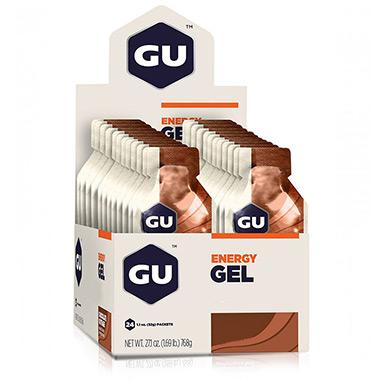 Gu Energy Gel 24 Sachês x 32g