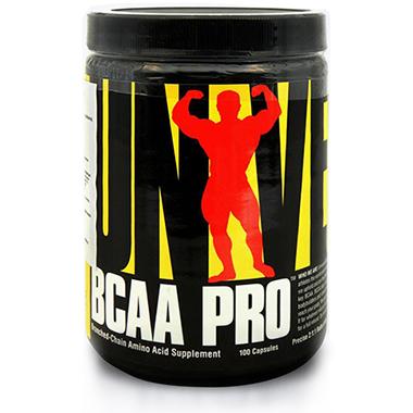 BCAA Pro 100 cápsulas Universal Nutrition
