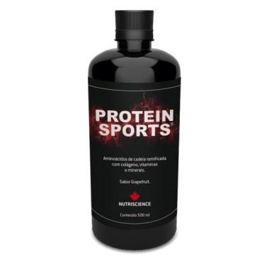 ProteinColla Protein Sports 500ml Pró-Colágeno - Nutriscience