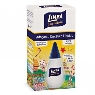 Adoçante Sucralose 75ml Linea