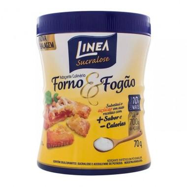 Adoçante Sucralose Forno & Fogão 70g Linea