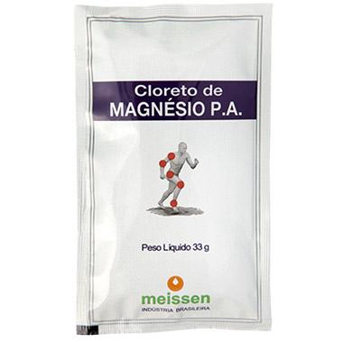 Cloreto de Magnésio 33g Meissen