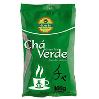 Chá Verde 100g Hiper Tri