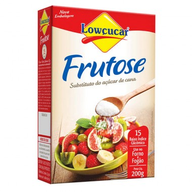 Frutose 200g Lowçucar