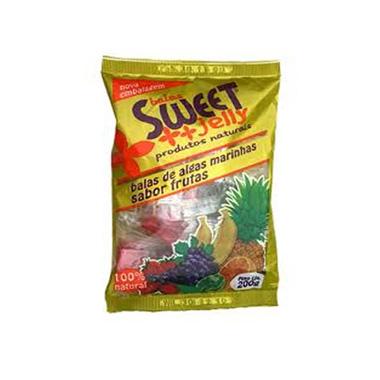 Bala de Algas Saboes Sortidos 200g Sweet