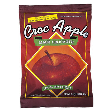 Maçã Crocante 40g Croc Apple