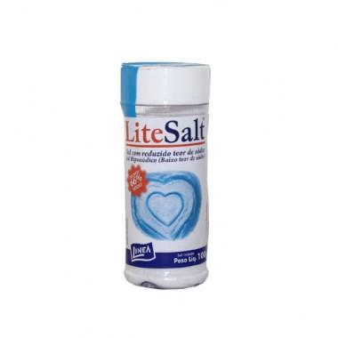 Sal Light LiteSalt 66% Saleiro 100g Linea