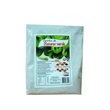 Farinha de Banana Verde 500g Prima Horta
