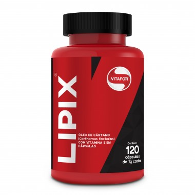 Lipix 120 cápsulas Vitafor