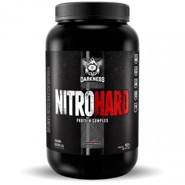 Whey Nitro Hard Darkness 907g Integralmédica