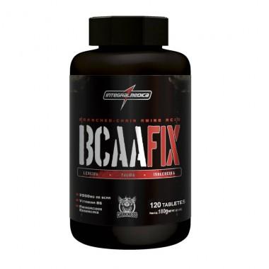 BCAA Fix Darkness 120 Tabletes Integralmédica