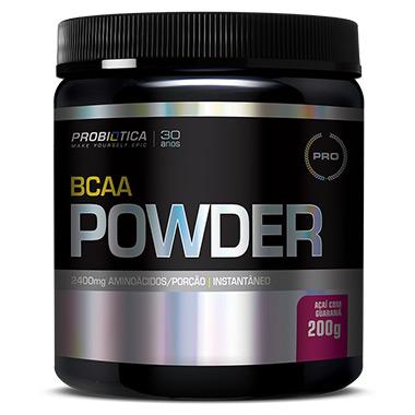 BCAA Powder 200g Probiótica