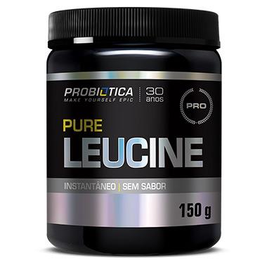 Leucine Pure 150g Probiótica
