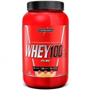 Super Whey 100% Pure 907g Integralmédica