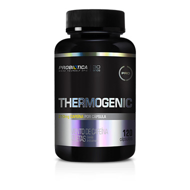 Thermogenic 120 Cápsulas Probiótica