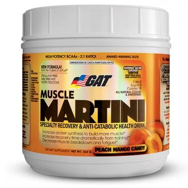 Muscle Martini BCAA 365g GAT