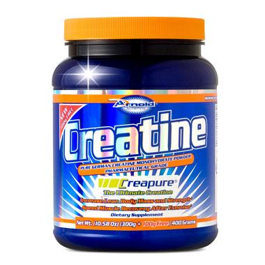 Creatine 400g Arnold Nutrition