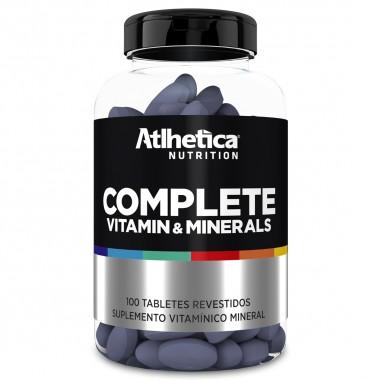 Complete Multi-Vit 100 tabletes Atlhetica Nutrition