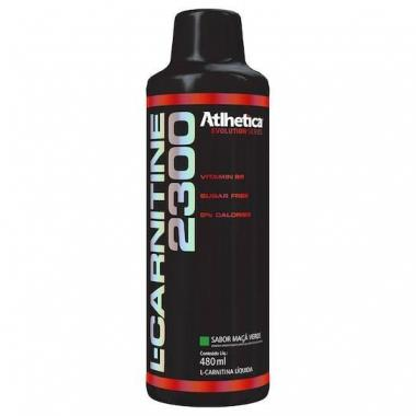 L-Carnitina 2300 480ml Atlhetica Evolution Series