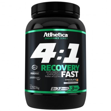 Recovery Fast 4:1 1050g Atlhetica Nutrition