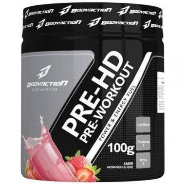 Pre-HD Pre-Workout 100g Body Action
