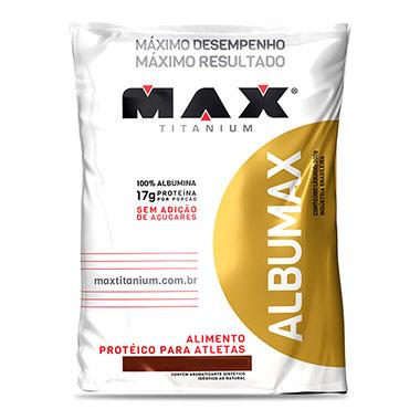Albumax 500g Max Titanium