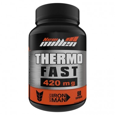 Thermo Fast 420mg 90 cápsulas New Millen