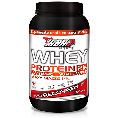 Whey Protein 3W Recovery 900g New Millen