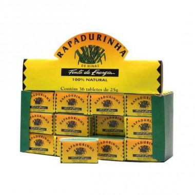 Rapadurinha de Minas 36 tabletes