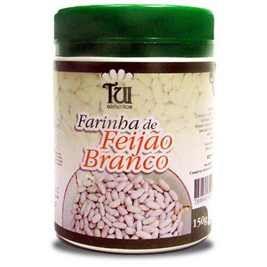 Farinha de Feijão Branco 150g TUI Alimentos