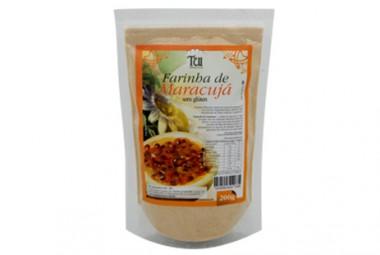 Farinha de Maracujá 200g TUI Alimentos