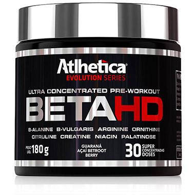 Beta HD Extreme Intense 180g Athetica - Guaraná Açaí