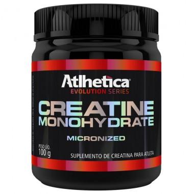 Creatina Monoidratada 100g Atlhetica Nutrition