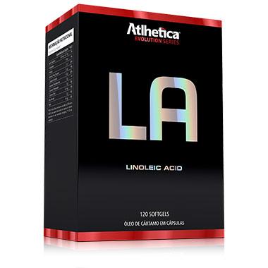 LA Linoleic Acid 120 cápsulas Atlhetica Nutrition