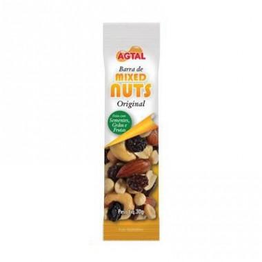 Barra Mixed Nuts 30g Agtal