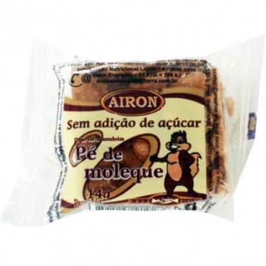 Pé de Moleque Diet 14g Airon