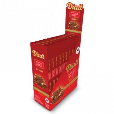 Chocolate Diet 12 barras Diatt
