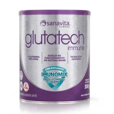 Glutatech Glutamina 300g Sanavita