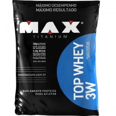 Top Whey 3w 1,8kg Max Titanium