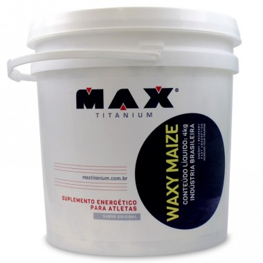 Waxy Maize 4Kg Natural Max Titanium