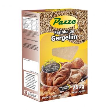 Farinha de Gergelim 250g Pazze