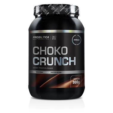 Choko Crunch Whey Protein 900g Probiótica