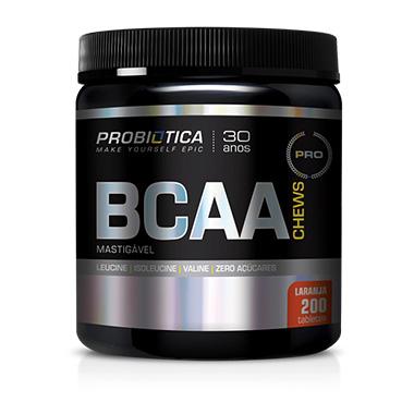 BCAA Chewable 200 tabletes Probiótica