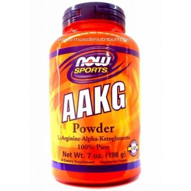 AAKG Powder 198g Now