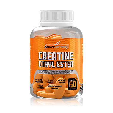 Creatina Ethyl Ester 60 tabletes Body Action