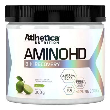 Amino HD 8:1:1 Recovery 200g Atlhetica Nutrition