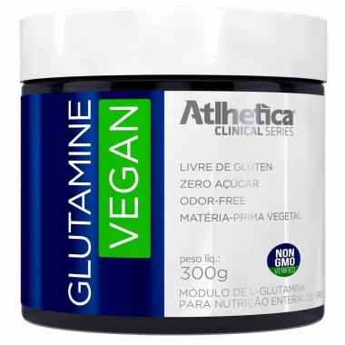 Glutamine Vegan 300g Atlhetica Nutrition