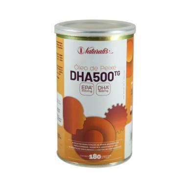 Ômega 3 DHA 500 180 cápsulas Naturalis